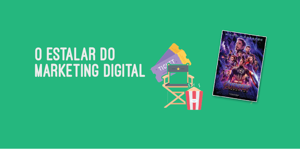 O Estalar do Marketing Digital