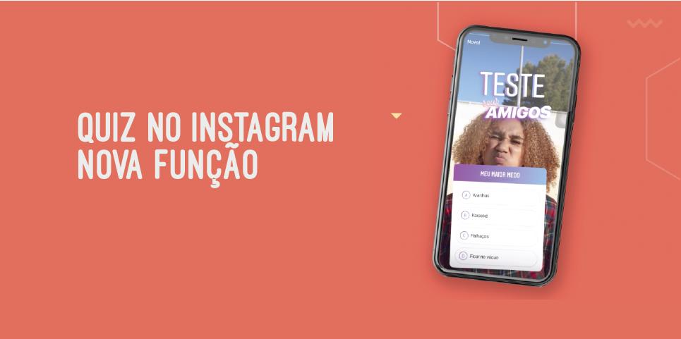 A Nova Função do Instagram